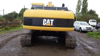 Tracked excavator - Caterpillar 324DLN