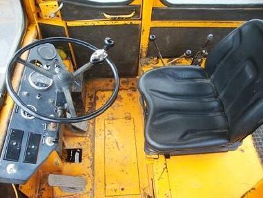 Încărcător pe pneuri - Ahlmann Radlader AL8 wheelloader 5,8to 4x4 Palettengabel
