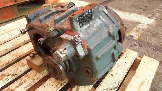 Atlas 1404 gearbox - Schafer SVG 72700