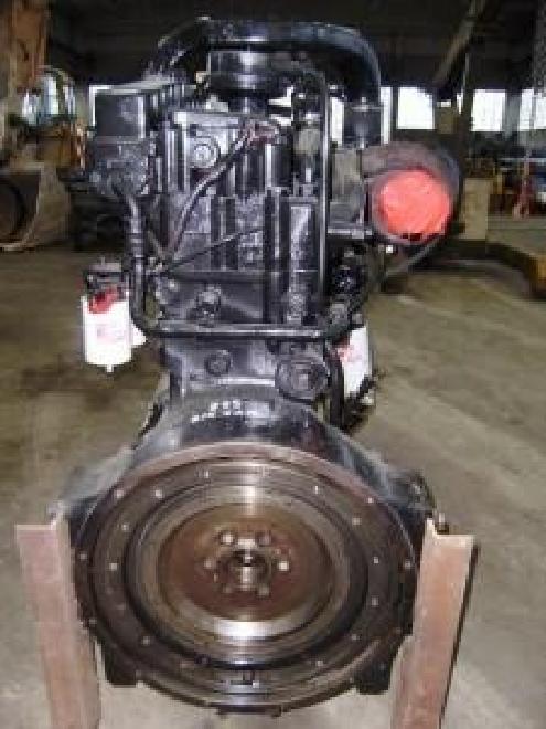 Cummins 855 SMALL Diesel Engine used IT / YJJK-6059-KG