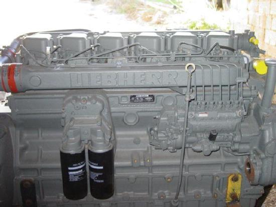 Liebherr Motor D 906 T Turbo  NEU NEU NEU