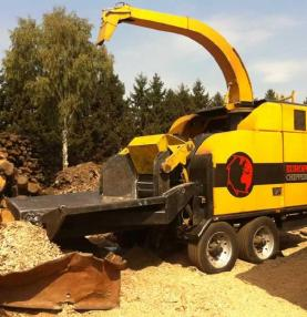 Milling machine - Europe Chippers Europe Chippers C1175