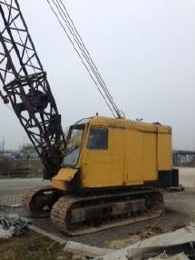 Excavadora de cables - Menck M 60