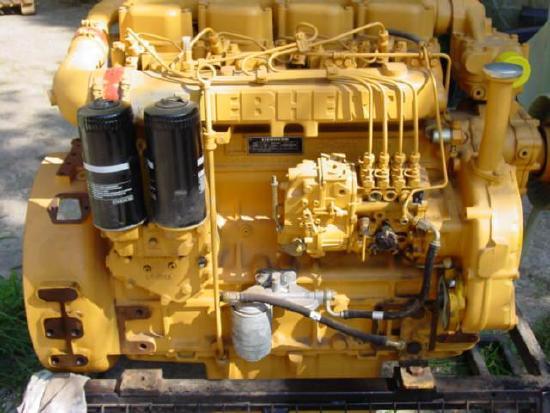 Liebherr Motor D904-T  Turbo