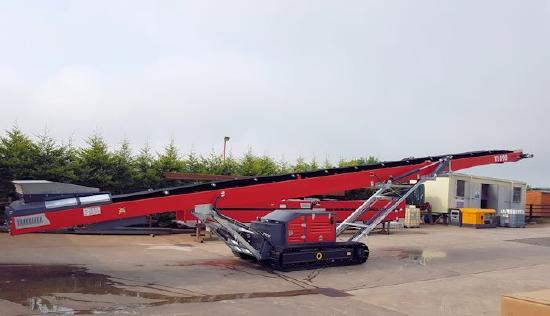 TC6036 Tracked Conveyor
