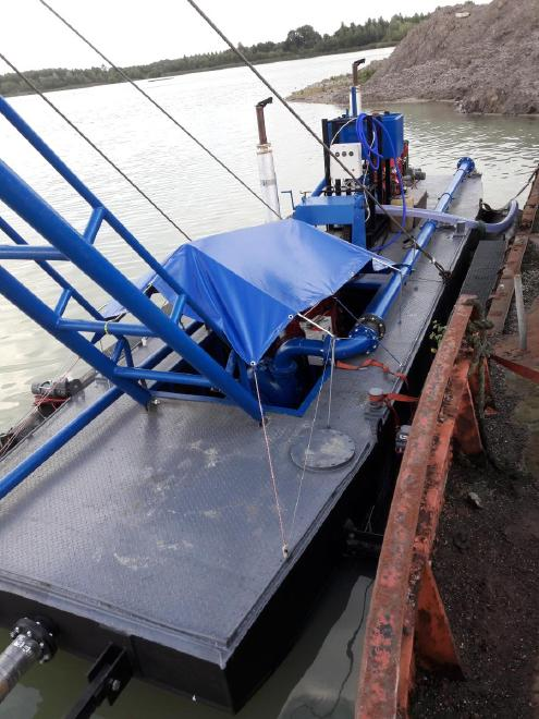 6inch 6 inch dredge / dragage / dragues / dragas