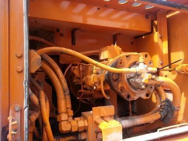 Excavadora de cadenas - Daewoo Solar 330LC