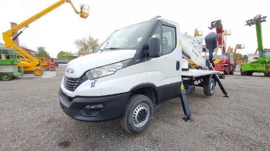 Iveco Daily Oil&Steel Snake 2010 Plus - 20 m - 250 kg