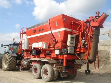 mobile Betonmischanlage - Sonstige Ra 850