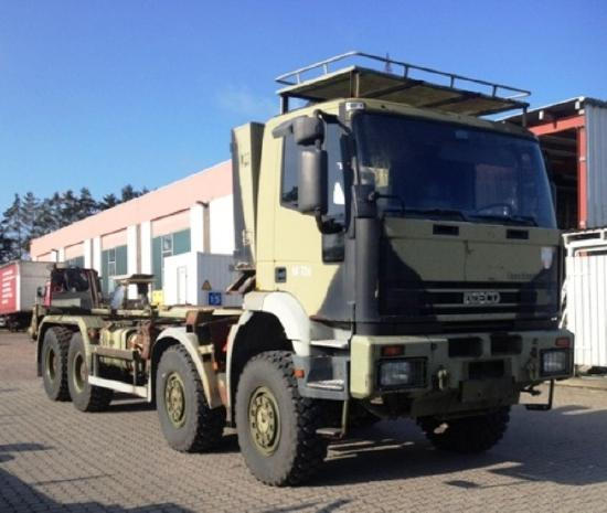Iveco 410 E 42 8x8  MULTILIFT