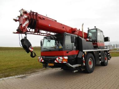 Siirrettävä nosturi - Liebherr LTM 1030-2