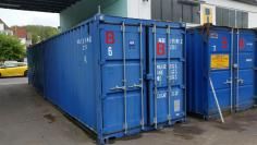 20 Materialcontainer