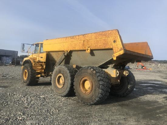 Volvo A40D  - SOLD -