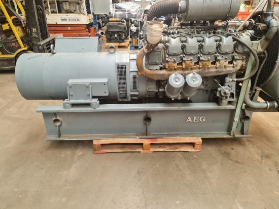 MAN 228 kVA