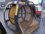 MB Meccanica Breganzese S18S2 - Sieblöffel - Vorführgerät