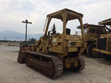 Alta - Caterpillar 955L 8Y