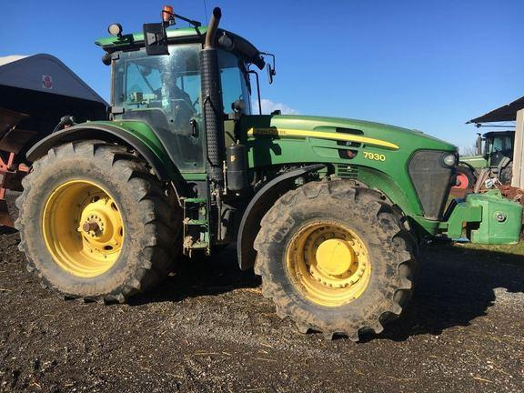 edf991a71c5 John Deere 7930 Tractor used IT / KUCL-2485-DN