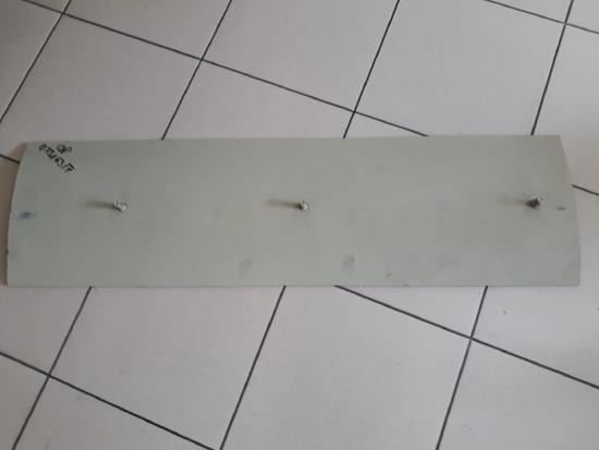 Putzmeister M500 E - wear plate (073163000)