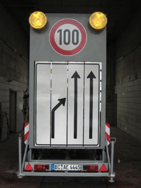 SDAH Nissen Verkehrsleittafel Typ VLT1-11-70 *Preis auf Anfrage*