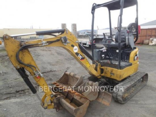 Caterpillar 301.7D CR