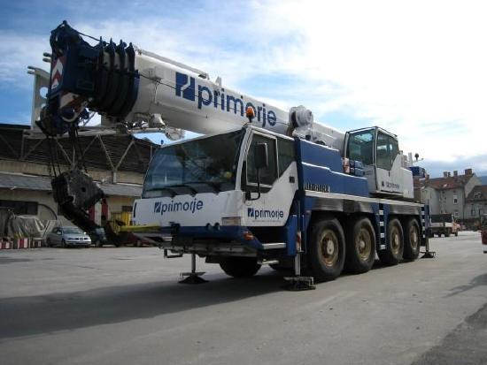 Liebherr LTM 1060/2 60t