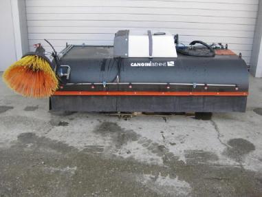 Süpürme makinesi - Cangini SPZ2300-226