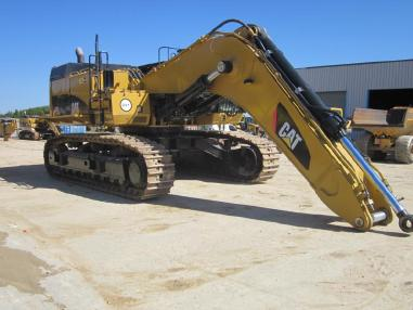 Rupsgraafmachine - Caterpillar 374DL 374DLME