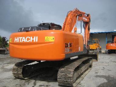 Zincirli ekskavatör - Hitachi ZX250LCN-3