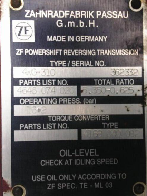 ZF 4WG-310