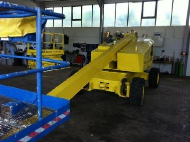 Telescopic lift - Marklift 42C 4x4