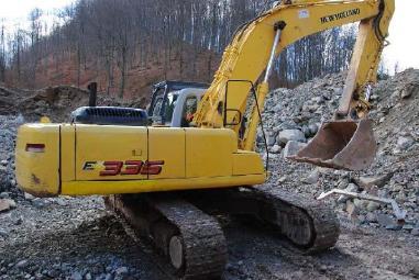 Excavadora de cadenas - Kobelco SK 330 NLC-6E