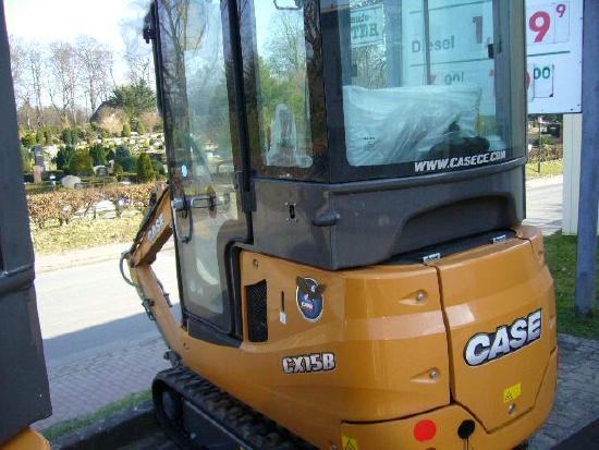 Case CX 15 B