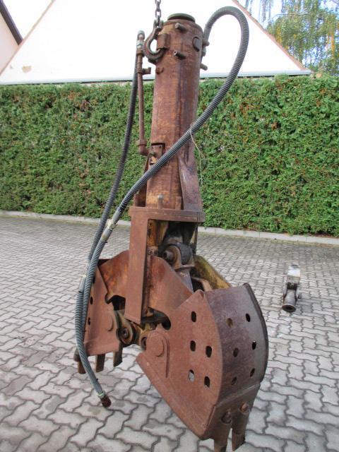 Anbaugeräte - Schalengreifer - Weimar - M 1000 - 1