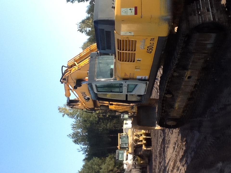 Excavator cu lanţ - Liebherr R954c