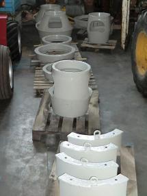 Soil rocket - Tracto Grundoram