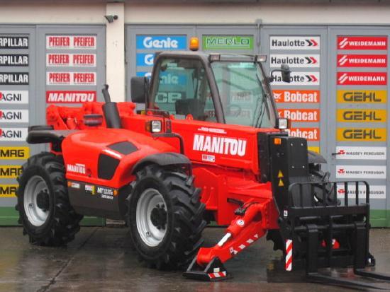 Manitou MT 1235 S Serie III-E2 ** 12m / 3.5t. **