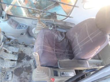 Экскаватор на гусеничном ходу - Fiat-Hitachi EX355