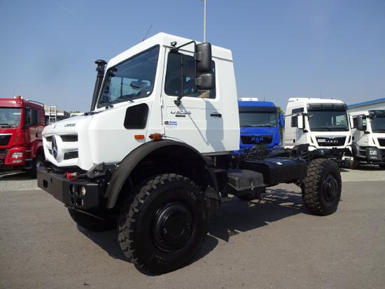 U5023 / 4x4 / Klima / Nebenatrieb