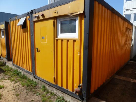 20' 2-fach Wohn-/ Bürocontainer [9412003726/27]