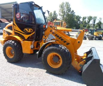 Backhoe loader - Venieri VF3.63G