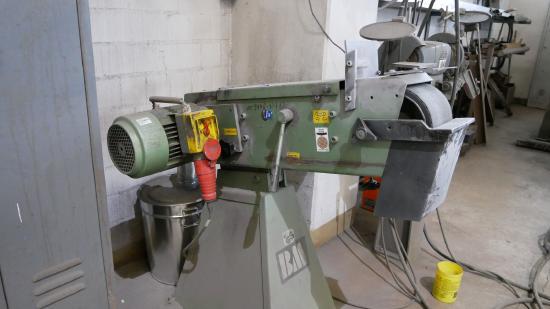 Bandschleifmaschine BM 150/4 [9148010713]