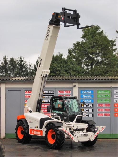 Bobcat BOBCAT T 40170 TURBO - 17.5m / 4t. - vgl. MT 1740
