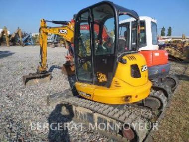 Tracked excavator - JCB 8035Z