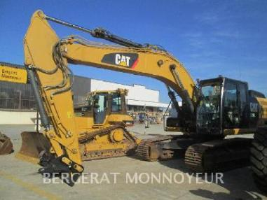 Rupsgraafmachine - Caterpillar 324E