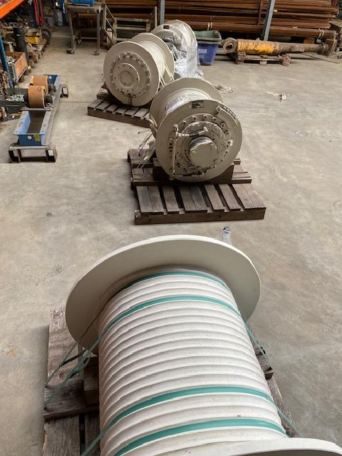 Zollern 3x Winches