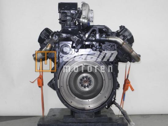 Mercedes Benz OM501LA E3 Industrie