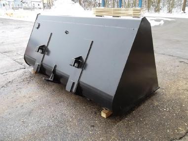 伸缩臂式装载机 - Merlo 2,5m3 Leichtgutschaufel