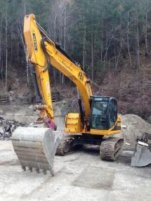 Excavadora de cadenas - JCB JCB JZ235LC