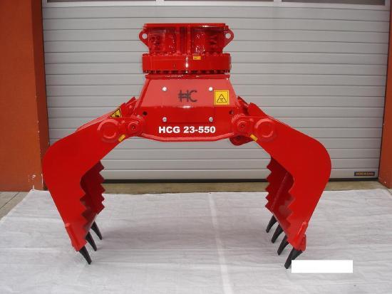 HC HCG 23-550-U