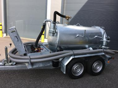 vozilo za ispiranje i usisavanje - Ostalo M-Vac 1500